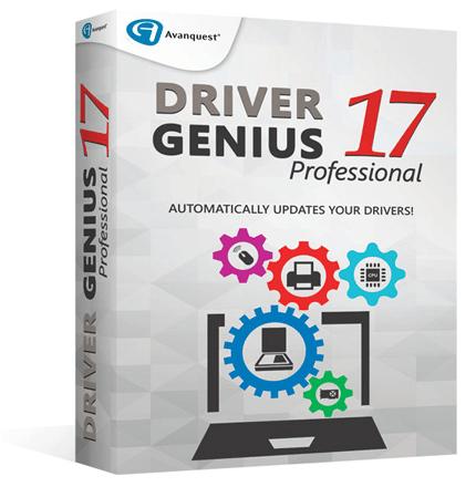 Программа для обновления драйверов - Driver Genius 17
