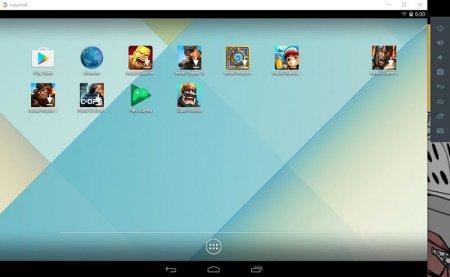 Какой эмулятор Android установить для Windows