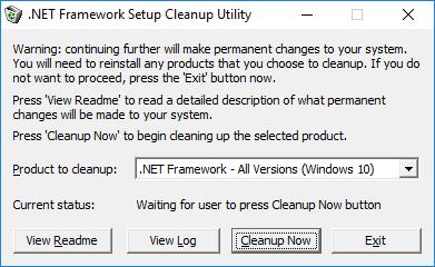 0x80070643 – как исправить ошибку в Windows 10